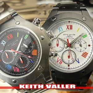 完売御礼!1年保証なし/KEITH VALLER/キースバリー/正規品/腕時計|again
