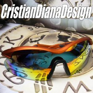 AGAINスポーツモデル=Christian Diana Design=≪Orange Wing オレンジ・ウイング≫|again