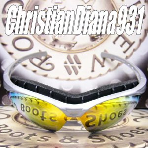 AGAINスポーツモデル=Christian Diana 931=≪Silver Hunter シルバー・ハンター≫スノーボード&ゴルフに&バイク用に!|again