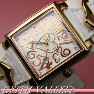 ★完売御礼★英国王室御用達ブランド!KEITH VALLER≪キースバリー≫ レディス腕時計|again