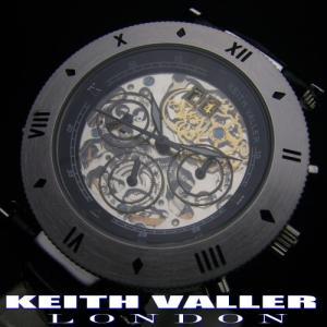 ≪完売御礼≫爆買いセールにつき1年保証なし/KEITH VALLER/キースバリー/正規品/腕時計|again