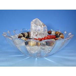 ブラジル産レインボー水晶クラスター【パワーストーン浄化2点セット】|again
