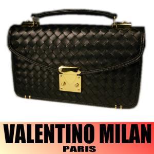 VALENTINO MILANバレンチノミラン【流行のメッシュ】セカンドバッグ★円高還元|again
