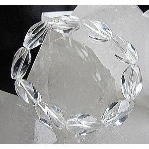 水晶ブレスレットパワーストーン天然石クリスタル激安/福袋|again