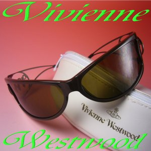 ★完売御礼★Vivienne Westwood サングラス UV 100% カット ヴィヴィアンウェストウッド/サングラス|again