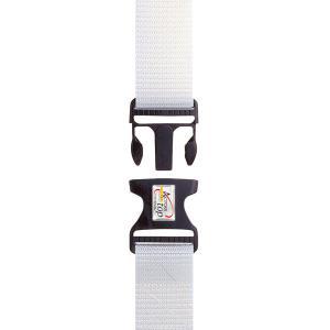 作業用ベルト48mm ワンタッチ式 ホワイト PS106 プロスター|againtool