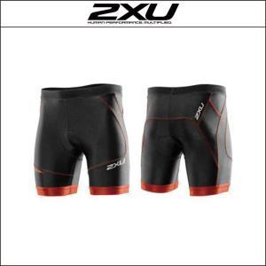2XU【ツータイムズユー】Men's パフォーム 7inc トライショーツ(MT3864b)|agbicycle