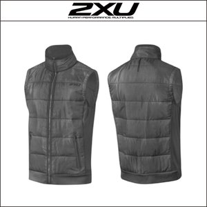 2XU【ツータイムズユー】Men's Element Insulation Vest(MR3461a)M|agbicycle