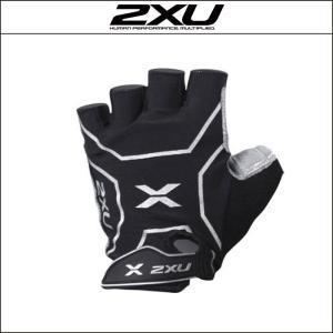 2XU【ツータイムズユー】Men's コンプサイクルグローブ(MA1474h)XL|agbicycle