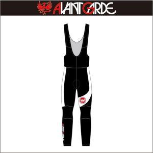 【12月末予定】AVANT GARDE x パールイズミ ウィンドブレーク ビブ タイツ 【受注生産】|agbicycle