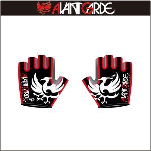 【6月末予定】AVANT GARDE x パールイズミ グローブ 【受注生産】|agbicycle