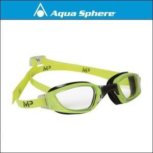 AquaSphere アクアスフィア  XCEED エクシード YELLOW / BLACK, CLEAR LENS|agbicycle