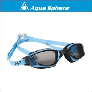 AquaSphere アクアスフィア  XCEED エクシード BLUE / BLACK, DARK LENS|agbicycle