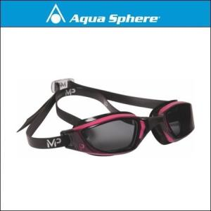 AquaSphere アクアスフィア  XCEED エクシード PINK / BLACK, DARK LENS|agbicycle