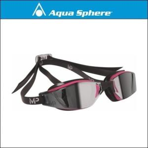 AquaSphere アクアスフィア  XCEED エクシード PINK / BLACK, SILVER MIRROR LENS|agbicycle