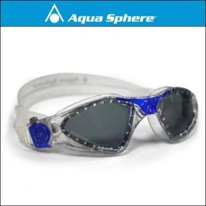 AquaSphere アクアスフィア カイエン Small Fit[ クリアレンズ ]クリアー/ブルー 【170880】|agbicycle