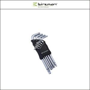 Birzman(バーズマン)  LONG ARM STAR HEXKEY SET シルハ゛ー agbicycle