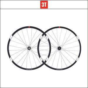 3T(スリーティー) 3T DISCUS PLUS C25 PRO 27.5前後セット|agbicycle