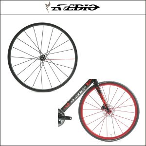 AVEDIO(エヴァディオ)  RS25 DISC 【前後セット】|agbicycle