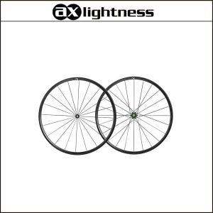 AX-Lightness  U25T チューブラーホイールセット【前後セット】【軽量ホイール】【受注発注】|agbicycle