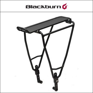 Blackburn ブラックバーン LOCAL DELUXE FRONT OR REAR RACK ローカルデラックスフロントorリアラック 【r_localdx】|agbicycle