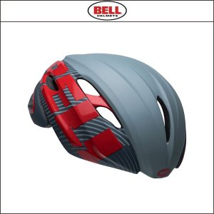BELL【ベル】  Z20 AERO MIPS Z20 エアロ ミップス グレー/クリムゾン|agbicycle