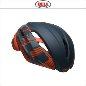 BELL【ベル】  Z20 AERO MIPS Z20 エアロ ミップス スレート/オレンジ|agbicycle