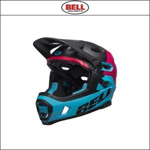 BELL【ベル】  SUPER DH MIPS スーパーDH ミップス ブラック/ベリー/ブルー agbicycle