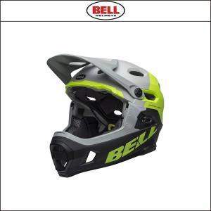 BELL【ベル】  SUPER DH MIPS スーパーDH ミップス グレー/グリーン/ブラック agbicycle