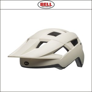 BELL【ベル】  SPARK スパーク マットサンド/ブラック|agbicycle