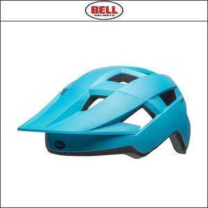 BELL【ベル】  SPARK スパーク マットブライトブルー/ブラック|agbicycle