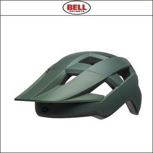 BELL【ベル】  SPARK スパーク マットダークグリーン/ブラック|agbicycle