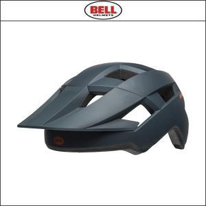 BELL【ベル】  SPARK スパーク マットスレート/オレンジ|agbicycle