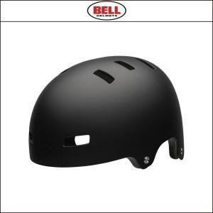 BELL【ベル】  LOCAL ローカル マットブラック|agbicycle