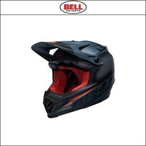 BELL【ベル】  FULL-9 FUSION MIPS フルナイン フュージョン ミップス スレート/オレンジ|agbicycle