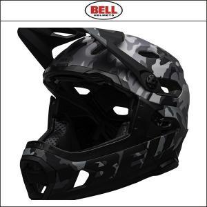BELL【ベル】  SUPER DH MIPS スーパー DH ミップス  ブラック カモ|agbicycle