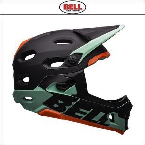 BELL【ベル】  SUPER DH MIPS スーパー DH ミップス  ブラック/グリーン agbicycle
