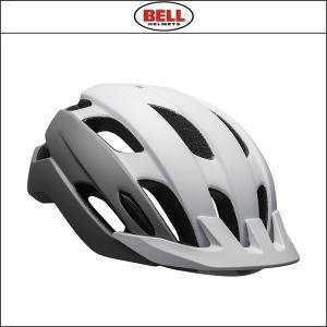 BELL【ベル】  TRACE トレース マット ホワイト/シルバー UA|agbicycle