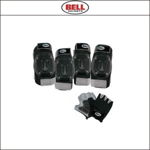 BELL【ベル】  ストリートシュレッドパッドセット ブラック|agbicycle