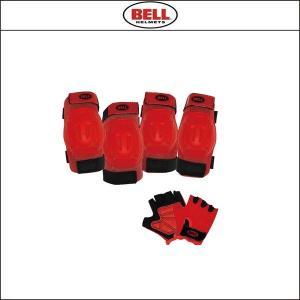 BELL【ベル】  ストリートシュレッドパッドセット レッドフレーム|agbicycle