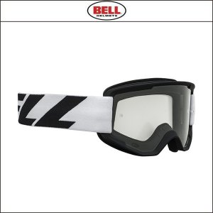 BELL【ベル】  DESCENDER ディセンダー アウトブレーク ホワイト/ブラック クリア|agbicycle