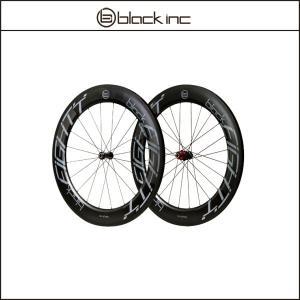 blackinc ブラックインク The Black EIGHTY (TU) 80mm【ワイドリム】【チューブラー】|agbicycle