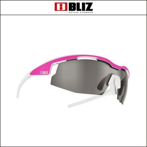 BLIZ ブリス  SPRINT スプリント Matt Neon Pink/Shiny White|agbicycle