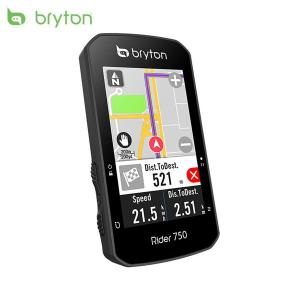 Bryton ブライトン Rider750E ライダー750E 本体のみ  GPSサイクルコンピュータ 日本正規品 agbicycle