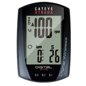 CATEYE キャットアイ サイクルコンピューター CC-RD410DW ストラーダデジタルワイヤレス|agbicycle