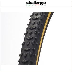 challenge(チャレンジ) (シクロクロス)グリフォ 33 オープン WOタイヤ ブラックxスキン 33C 00603|agbicycle