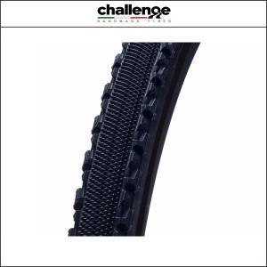 challenge(チャレンジ) (シクロクロス)シケイン レース 33 120TPI WOタイヤ ブラックxブラック 33C 01919|agbicycle