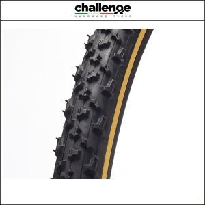 challenge(チャレンジ) (シクロクロス)ライムス 33 オープン WOタイヤ ブラックxスキン 33C 00620|agbicycle