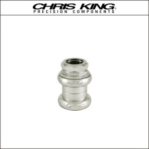 CHRIS KING/クリスキング 2NUT 1-1/4 SV Silver|agbicycle