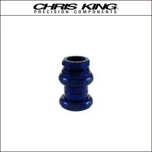 CHRIS KING/クリスキング GripNut 1(STD) SV Navy|agbicycle